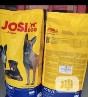 Josi Dog Food Puppy Adult Dogs Cruchy Dry Food Top Quality | Pet's Accessories for sale in Lagos State, Mushin