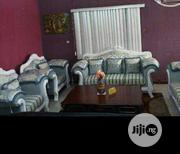 Imported Royal Fabric Sofa For Sale | Furniture for sale in Lagos State, Ikeja