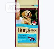 Burgess Dog Food Puppy Adult Dogs Cruchy Dry Food Top Quality | Pet's Accessories for sale in Lagos State, Ikorodu