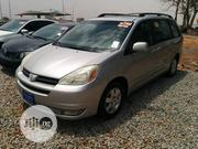 Toyota Sienna 2004 XLE AWD (3.3L V6 5A) Silver | Cars for sale in Abuja (FCT) State, Kubwa