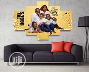 Portrait Canvas 5-In-1split Panels | Arts & Crafts for sale in Rivers State, Port-Harcourt