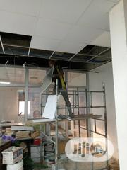 Suspended Ceiling Installation And POP | Building & Trades Services for sale in Lagos State, Lekki Phase 1
