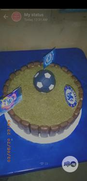 Football Theme Cake | Party, Catering & Event Services for sale in Lagos State, Alimosho