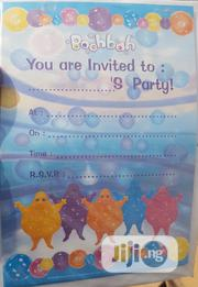 Kids Party Invitation Cards | Computer & IT Services for sale in Lagos State, Ikorodu
