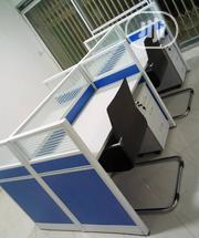 This Is Brand New Quality Four Seaters Workstation | Furniture for sale in Lagos State, Lekki Phase 2