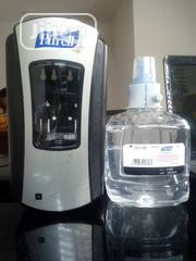 Purell Automatic Dispensing Machine And 1200ml Gel | Home Accessories for sale in Lagos State, Ikeja