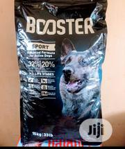 Booster Dog Food Puppy Adult Dogs Cruchy Dry Food Top Quality | Pet's Accessories for sale in Lagos State, Gbagada