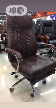 Executive Office Reclining Chair With Foothrest | Furniture for sale in Lagos State, Ojo