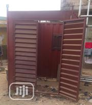 Construct Or Buy Collapsible Container Shop 5.5ft × 7ft | Manufacturing Equipment for sale in Lagos State, Agege