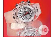 Exclusive Transparent Hublot Wristwatch | Watches for sale in Lagos State, Lagos Island