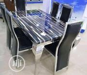 Exclusive Marble Dining by 6 | Furniture for sale in Lagos State, Ojo