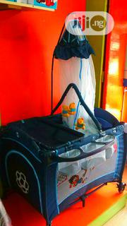 Quality Baby Carrier Bed With Mosquito Net And Storage Contain | Children's Furniture for sale in Lagos State, Lagos Island