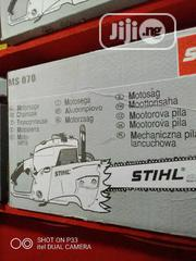 Original STIHL Chain Saw Tree Cutting Machine | Hand Tools for sale in Lagos State, Ojo