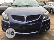Pontiac Vibe 2003 Automatic Blue | Cars for sale in Lagos State, Isolo