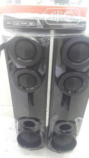 Lhd675 LG HOMETHEATER With Bluetooth 1000w   Audio & Music Equipment for sale in Lagos State, Ojo