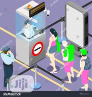 Walk Through Metal Detector | Safety Equipment for sale in Lagos State