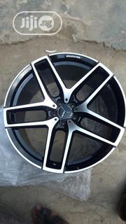 21inch Wheel For Gle 450 But Can Work For Other Mercedes Benz Jeeps | Vehicle Parts & Accessories for sale in Lagos State, Mushin