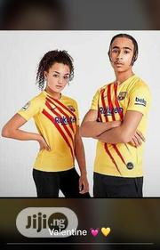 Barcelona Jersey | Sports Equipment for sale in Lagos State, Ikeja