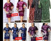 Multicolour Dress And Armless Dress On Both Pictures | Clothing for sale in Lagos State, Lagos Island