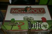 Original Monopoly Board Game | Books & Games for sale in Lagos State, Ikeja