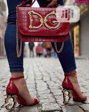 Dolce And Gabbana Femals Sandal And Handbag Available As Seen Order | Bags for sale in Lagos State, Lagos Island