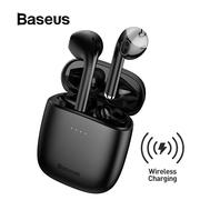 Baseus W04/W04 Pro Wireless Bluetooth Earphone TWS Headphones | Headphones for sale in Lagos State, Ikeja