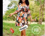 Flowered Flare Gown and Pencil Dress | Clothing for sale in Lagos State, Lagos Island