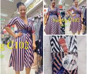 V Neck Flare Gown And A Red Gown | Clothing for sale in Lagos State, Lagos Island