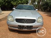 Mercedes-Benz SLK Class 2000 Silver | Cars for sale in Abuja (FCT) State, Kurudu