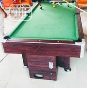 Coin 8ft Snooker Board | Sports Equipment for sale in Lagos State, Surulere