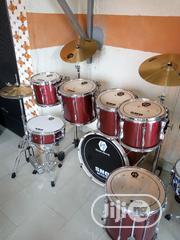 Virgin 7set Drum With Rack   Musical Instruments & Gear for sale in Lagos State, Ojo
