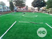 Natural Synthetic Grass For Sports Field And Mini Pitches | Landscaping & Gardening Services for sale in Lagos State, Ikeja