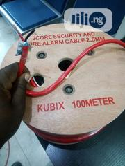 2.5mm 2core Fire Alarm Cable | Electrical Equipment for sale in Lagos State, Ojo