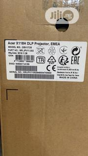 Acer X118H Lumens 3600 SVGA DLP Projector | TV & DVD Equipment for sale in Lagos State, Ikeja