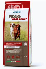 Fidog Dog Food Puppy Adult Dogs Cruchy Dry Food Top Quality | Pet's Accessories for sale in Lagos State, Ifako-Ijaiye