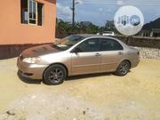 Toyota Corolla 2003 Sedan Automatic Gold | Cars for sale in Anambra State, Onitsha
