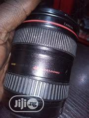 Canon Lens 24.105mm.Ultrasonic With Zoom Lens   Accessories & Supplies for Electronics for sale in Lagos State, Ikeja