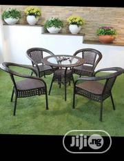 Quality And Classic Restaurant Dining Table With Chairs | Furniture for sale in Lagos State, Egbe Idimu