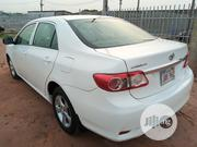 Toyota Corolla 2011 White | Cars for sale in Lagos State, Ikeja