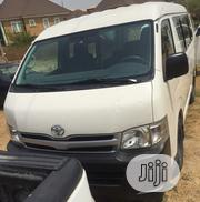 Toyota Hiace 2014 White | Buses & Microbuses for sale in Abuja (FCT) State, Gwarinpa