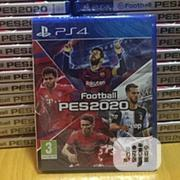Pes2020 PS4 Game CD (New) | Video Games for sale in Lagos State, Ikeja