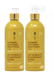 Lemon Glow Ultimate Lightening Cleam | Skin Care for sale in Lagos State, Amuwo-Odofin