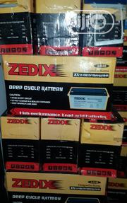 12vos 150hams Zedix Solar Battery Is Now Available   Solar Energy for sale in Lagos State, Ojo