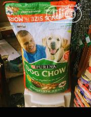 Dog Chow Dog Food Puppy Adult Dogs Cruchy Dry Food Top Quality | Pet's Accessories for sale in Lagos State