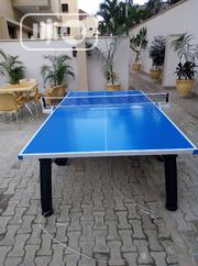 American Fitness Outdoor Heavy Duty Table Tennis Board | Sports Equipment for sale in Abuja (FCT) State, Jabi