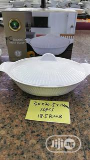Ceramic Soup Bowl/Dish | Kitchen & Dining for sale in Lagos State, Lagos Island