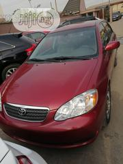 Toyota Corolla 2005 Red | Cars for sale in Lagos State, Amuwo-Odofin