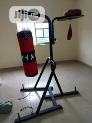 Punching Stand   Sports Equipment for sale in Lagos State, Victoria Island