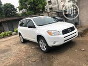 Toyota RAV4 2.0 4x4 2007 White | Cars for sale in Lagos State