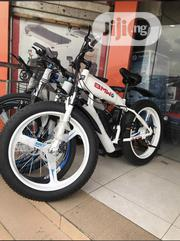Fat Tyre Bicycle With Manual And Electric Engine | Sports Equipment for sale in Abuja (FCT) State, Garki 1